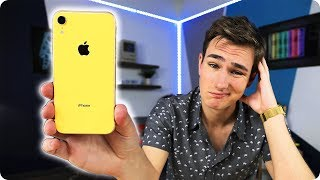 The iPhone XR Doesn't Suck..