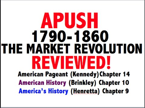 American Pageant Chapter 14 Review APUSH