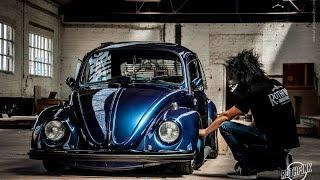 1973 Slammed VW Bug - Aircooled Junkies