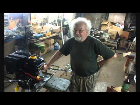Опытная мастерская BAWAD и новый мотор