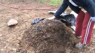 How to Compost Manure in Thirty Days