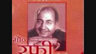 Film Alladin Ka Beta, Year 1955, Song Zakhmi hain paon mere by Rafi Sahab & Asha.flv