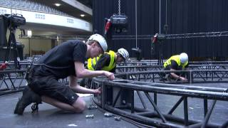 Production Resource Group - The Making Of PRG LEA 2014 - HD