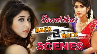 Sonarika Bhadoria || Non-Stop Back to Back Scenes || Bhavani HD Movies