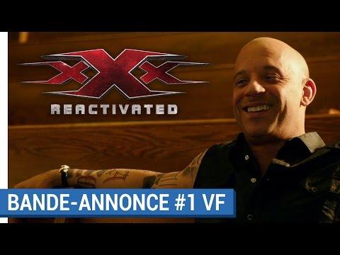 Xxx Mp4 XXx REACTIVATED Premire Bandeannonce VF Au Cinma Le 18 Janvier 2017 3gp Sex