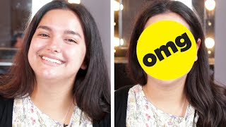 Guys Do Their Girlfriends' Makeup For A Week
