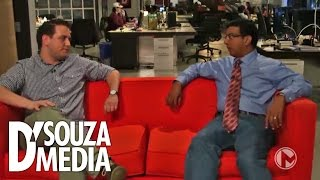 D'Souza: 3 Questions Trump Needs To Ask Hillary Clinton In The Next Debate