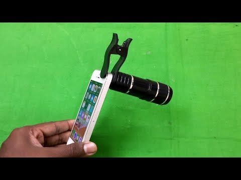Xxx Mp4 12X Universal Telescope Lens For Mobile Phone Testing 3gp Sex