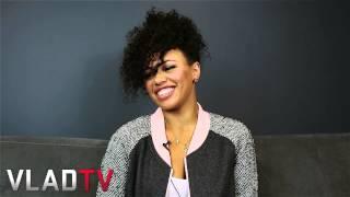 Elle Varner Talks Ethnicity & Michael Jackson's Prank on Her Mom