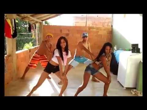 Funk Vou desafiar você mc Sapão Coreografia Grupo Dançarte Mix ENSAIO