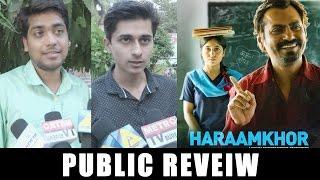 HARAMKHOR Movie Public Review | Nawazuddin Siddiqui, Shweta Tripathi