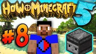 OBSERVER BLOCKS! - How To Minecraft S5 #8