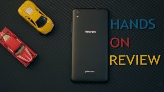 Walton Primo GH5+ Hands on Review