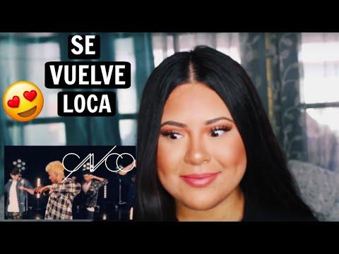 Xxx Mp4 REACTING TO CNCO SE VUELVE LOCA MUSIC VIDEO 3gp Sex