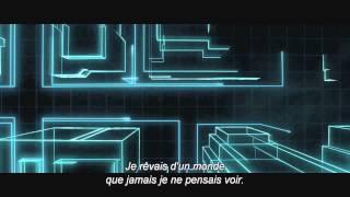 Tron Legacy - Introduction: part 1 (Daft Punk - The Grid) (VOSTFR)