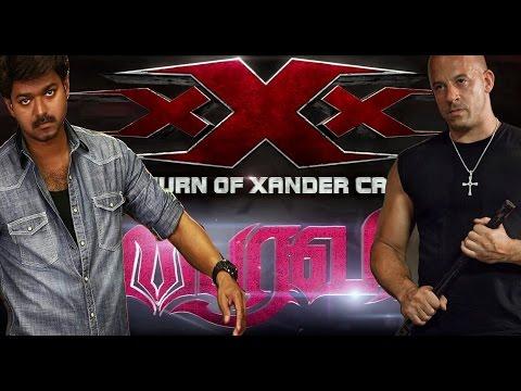 Xxx Mp4 Bairavaa Trailer XXx Return Of Xander Cage Version Ilayathalapathy Vijay Vin Diesel Tony Jaa 3gp Sex