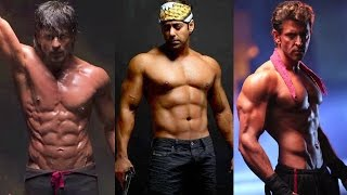 Hottest Bodies in Bollywood   Aamir Khan, Shahrukh Khan, Salman Khan, Hrithik Roshan