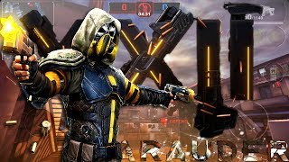 *MARAUDER* New Class just arrived in Modern Combat 5 + Gameplay