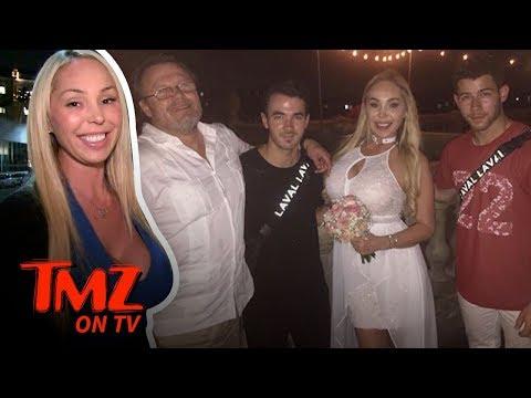 Xxx Mp4 Kevin Nick Jonas Crash Ex Pornstar S Wedding TMZ TV 3gp Sex
