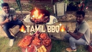 Tamil BBQ - Naked Masala Chicks ft. Arun