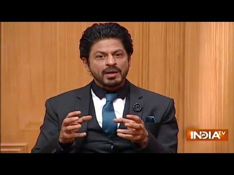 Shahrukh Khan's Reply To 'Aap Khate Bharat Ka Hain Aur Baat Pakistan Ki Karte Hain'