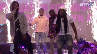 FunX Music Awards 2017: ROTTERDAM AIRLINES - LIVE
