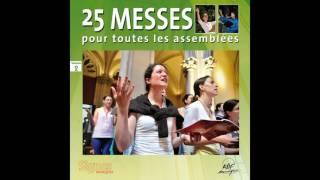 """Jo Akepsimas, Chœur La Lyriade de Versailles - Messe """"Peuples, battez des mains"""": Agneau de Dieu"""