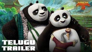 Kung Fu Panda 3 | Official Telugu Trailer | Fox Star India