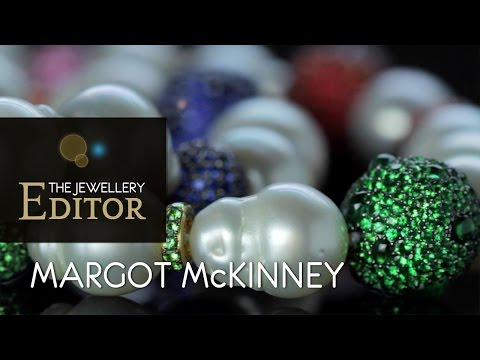 Margot McKinney's bounty of baroque pearls