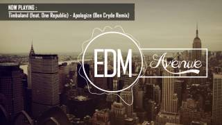 Timbaland (feat. One Republic) - Apologize (Ben Cryde Remix)