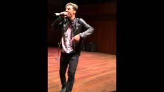 Vic Mensa- U Mad ft. Kanye ( live performance)