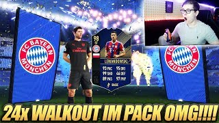FIFA 18: DAS HEFTIGSTE TOTY PACK OPENING!! 🔥💎🔥 24x Walkouts in Packs 😱 Realfifa