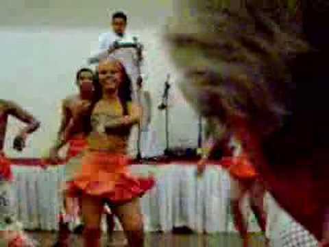 Danza Mapalé