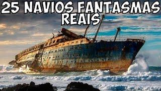 Os 25 Navios Fantasmas (Abandonados) Reais mais Incriveis do Mundo