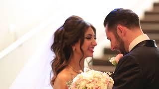 Ladan and John Persian Wedding