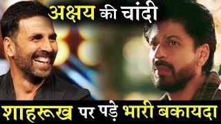 Akshay Kumar Won The Game Shahrukh Loss The Battle!