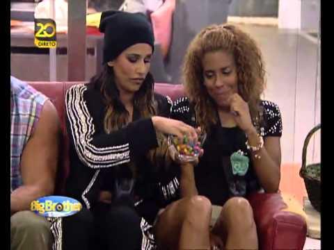 Big Brother Vip Rita Pereira entra no Barracão