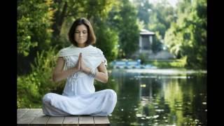 最高のヒーリングNo.77  チベタンボウル+流水音 快眠に  自然音 meditation, relaxation, calming, healing