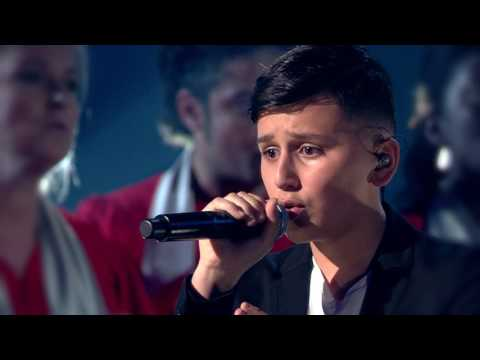 Abu - 'Earth Song'   Finale   The Voice Kids   VTM