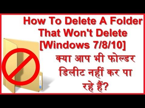 Xxx Mp4 Delete Folder That Won T Delete Solved Windows 10 3gp Sex