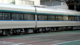 東武500系リバティ移動
