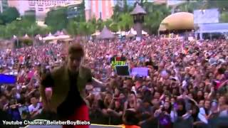 Justin Bieber - All Around The World MTV World Stage Live High Definition