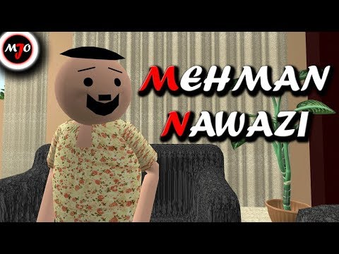 Xxx Mp4 MAKE JOKE OF MJO MEHMAN NAWAZI 3gp Sex