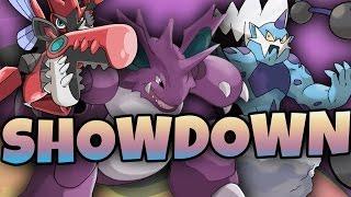 Pokemon Showdown ORAS OU Live: HERE COMES THE KING PART 2