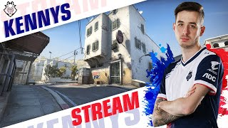 CSGO - kennyS stream on Dust2 (29.03.2019)