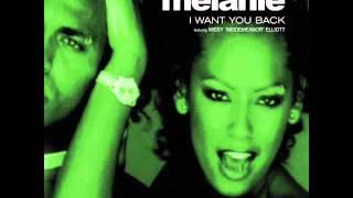 Melanie B - I Want You Back (Featuring Missy Elliott) (Radio Edit)