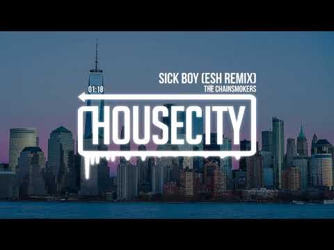 The Chainsmokers - Sick Boy (ESH Remix)