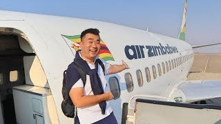 Air Zimbabwe - The World's Most Dangerous Airline?
