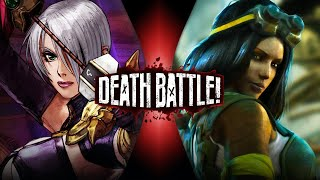 Ivy VS Orchid (Soul Calibur VS Killer Instinct) | DEATH BATTLE!