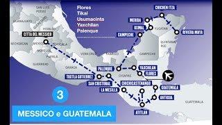 MESSICO e GUAEMALA n  3 - Flores, Tikal, Usumacinta, Yaxchilan, - by Pier Luigi Nannini